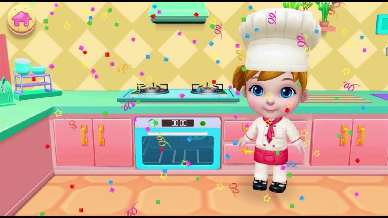 COOKING GAMES FOR KIDS