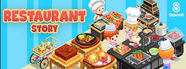 Restaurant-story-Game